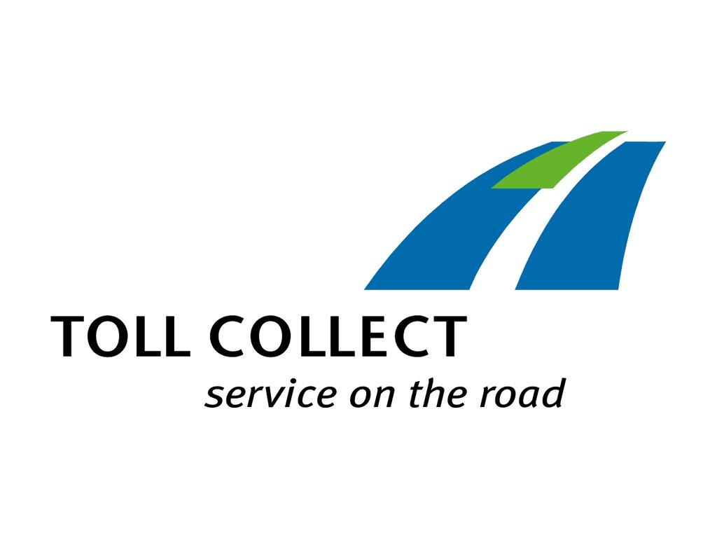 toll collect vector logo