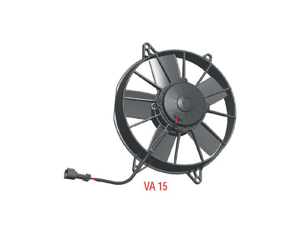 Ventilátor SPAL 12V VA15-AP70/LL-39S