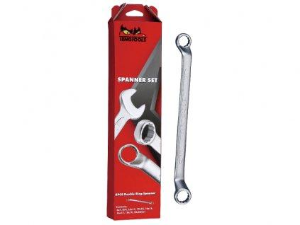 Teng Tools Sada očkových vyhnutých klíčů, 6-32mm