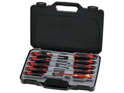 Teng Tools Sada šroubováků v kufříku (10dílů)