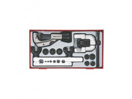 Pertlovací sada Teng Tools, 10 dílů, 144040102, TTTF10