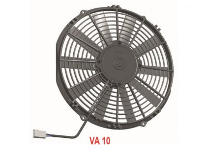 Ventilátor SPAL 12V VA10-AP9/C-25S (305 mm)