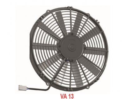 Ventilátor SPAL 12V VA13-AP9/C-35A (330 mm)