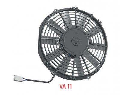Ventilátor SPAL 24V VA11-BP7/C-29S (255 mm)