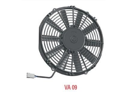 Ventilátor SPAL 12V VA09-AP50/C-27S