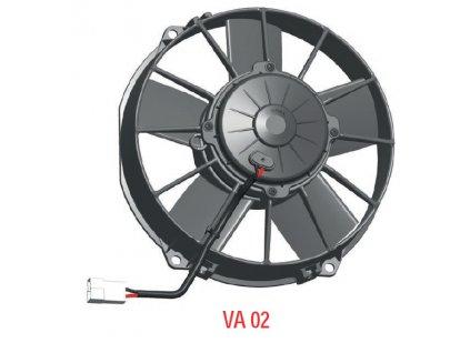 Ventilátor SPAL 12V VA02-AP70/LL-40A