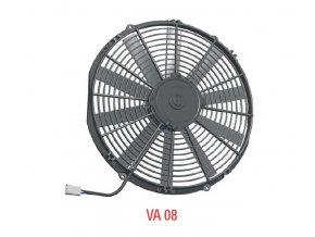 Ventilátor SPAL 12V VA08-AP51/C-23S (350 mm)